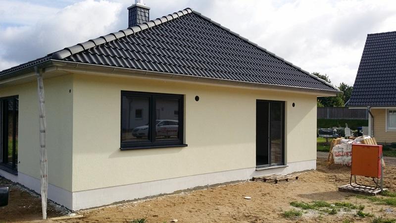 Bungalow Fassade fassade